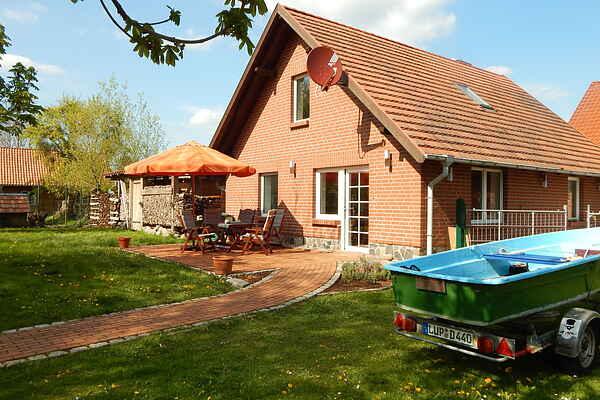 Sommerhus i Techentin