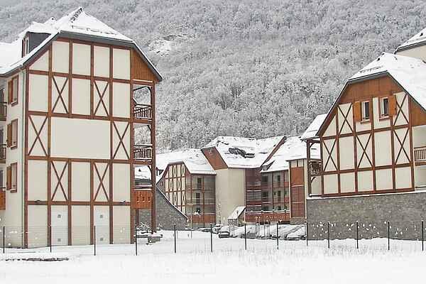 Apartment in Cier-de-Luchon