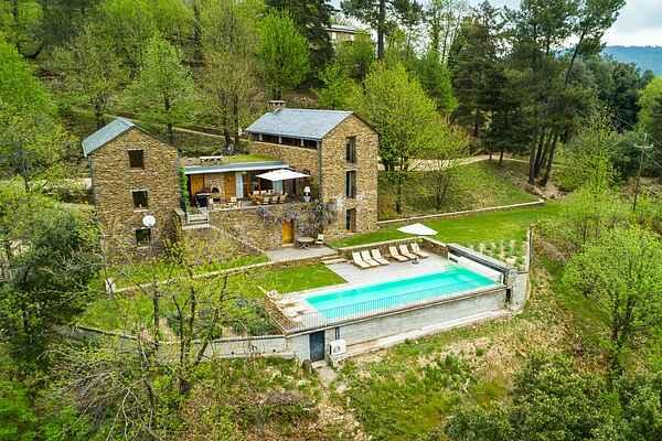 Villa in Saint-Michel-de-Dèze