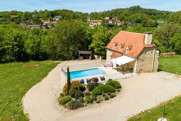 Holiday home in Lacapelle-Marival