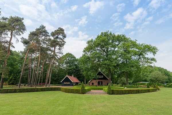 Manor house in Deurningen