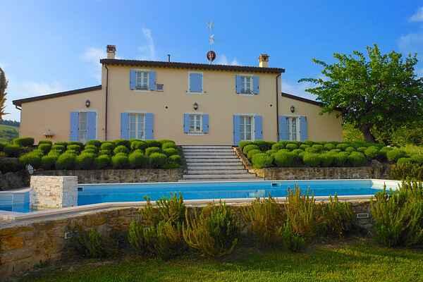 Vakantiehuis in Fiumana