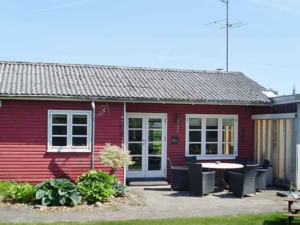 Sommerhus ved Høll Strand