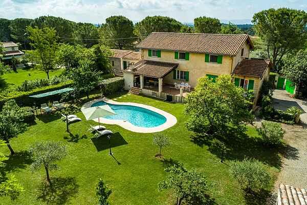 Villa i Saint-Antonin-du-Var