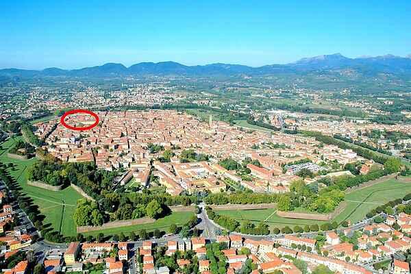 Herregård i Lucca