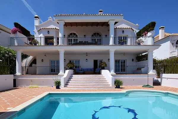 Villa i Mijas