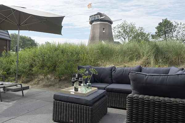 Holiday home in Egmond aan den Hoef