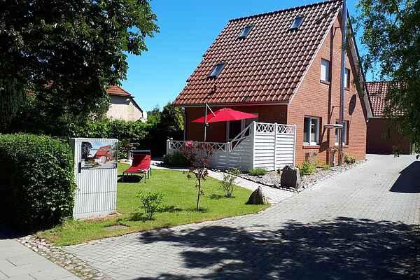 Holiday home in Wiek