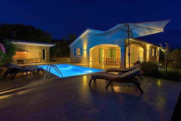 Villa i Malinska