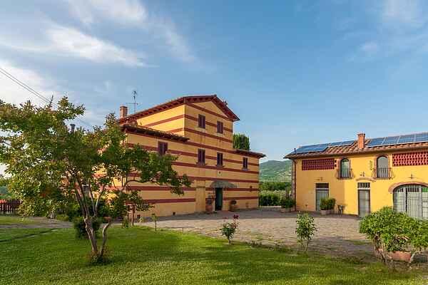 Manor house in Pian di Scò