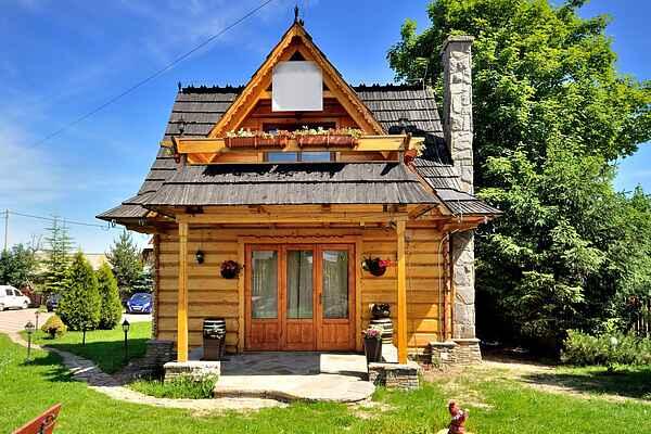 Landhaus in Murzasichle