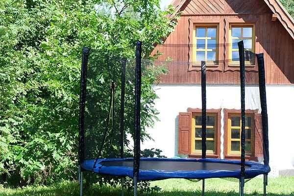 Landhaus in Zełwągi