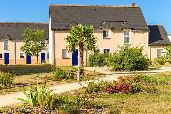 Sommerhus i Azay-le-Rideau