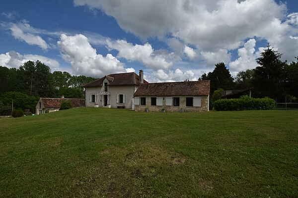 Villa i La Trimouille