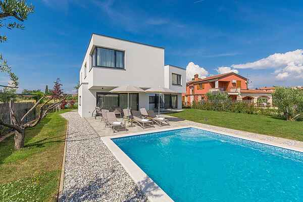 Villa i Novigrad