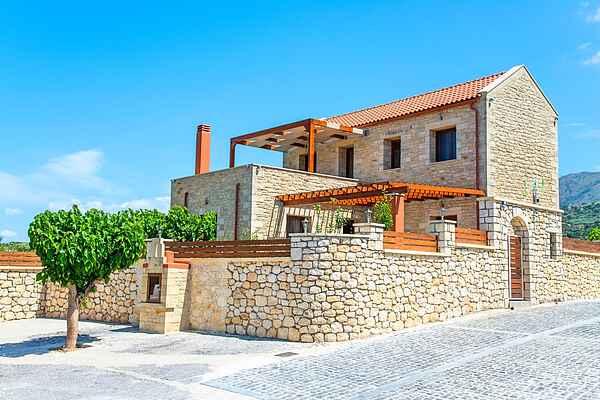 Villa in Kavallos