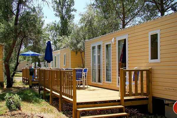 Mobile home i Gard