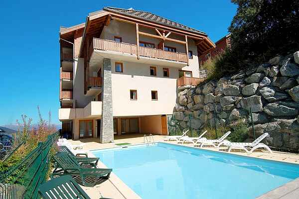 Apartment in Valloire