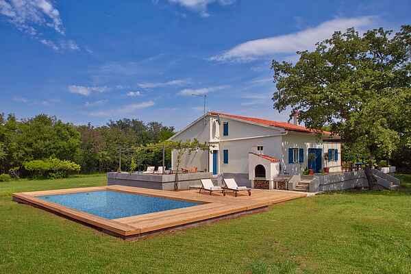 Landhaus in Garica