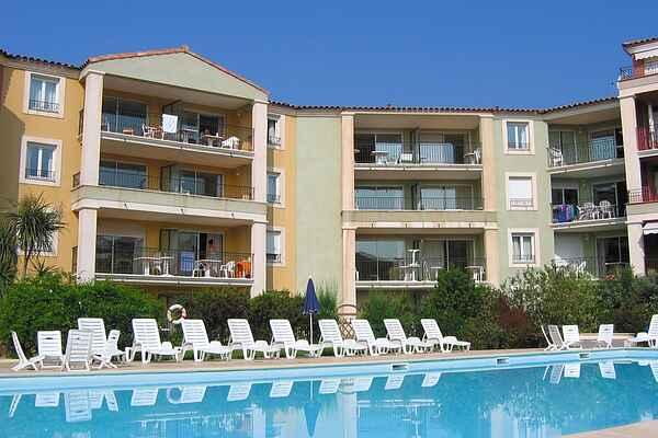 Apartment in Sainte-Maxime