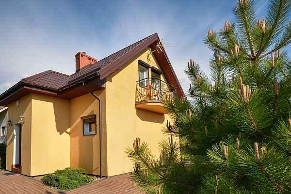 Vakantiehuis in Rusinowo