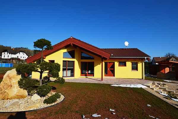 Villa i Čermná