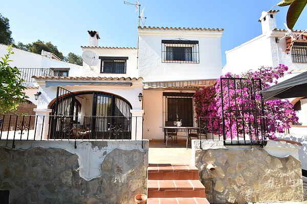 Sommerhus i Moraira