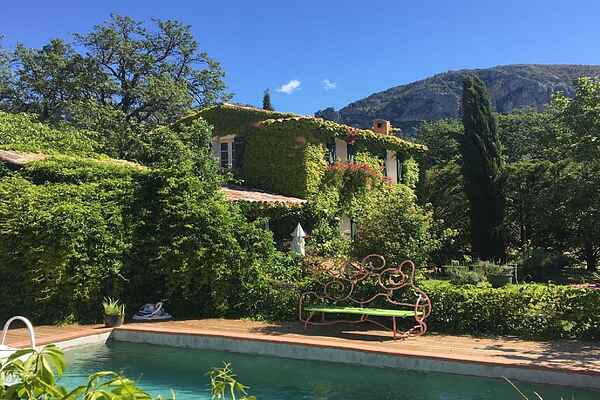 Holiday home in Moustiers-Sainte-Marie
