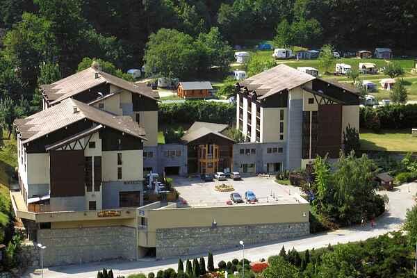 Apartment in Brides-les-Bains