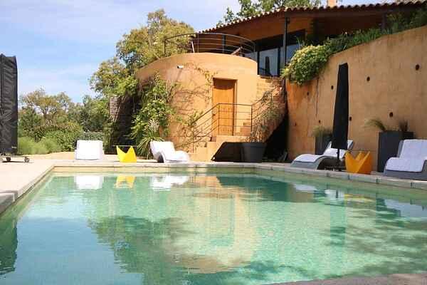 Villa i La Garde-Freinet