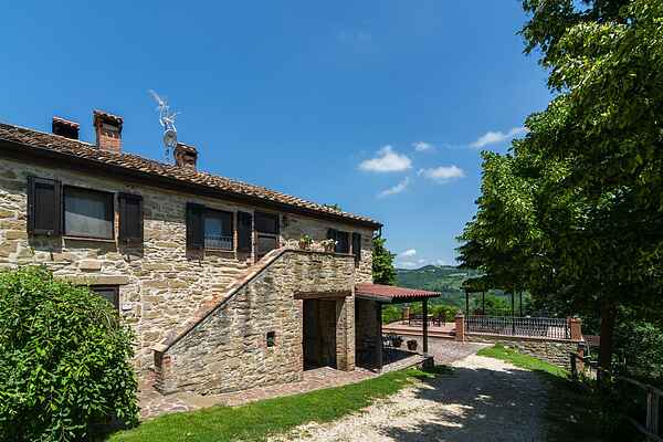 Holiday home in Gubbio