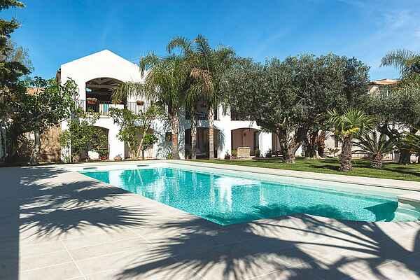 Vakantiehuis in Marsala