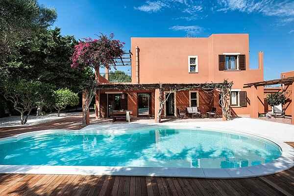 Villa in Marsala