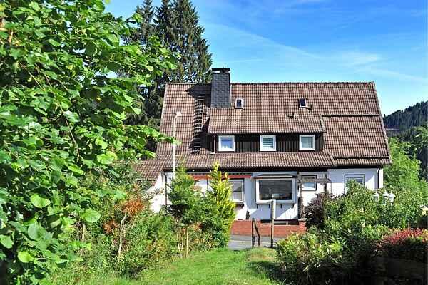 Ferienwohnung in Wildemann