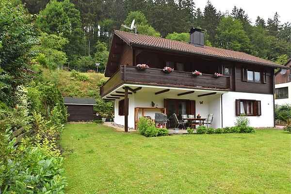 Sommerhus i Riefensbeek-Kamschlacken
