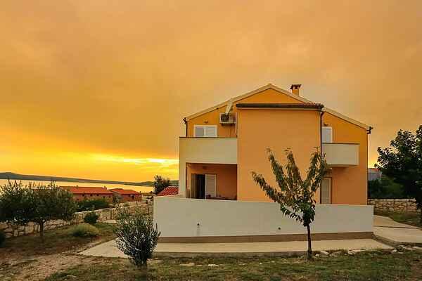 Vakantiehuis in Maslenica