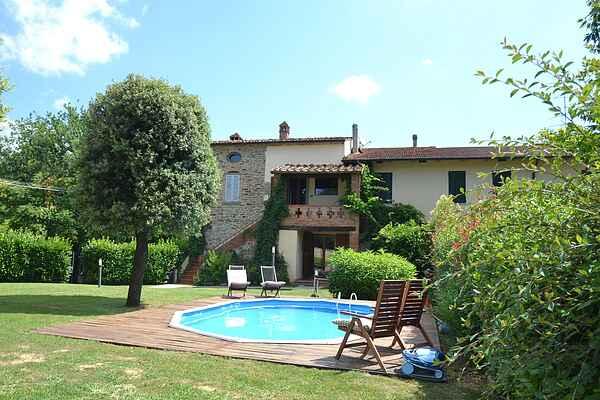 Sommerhus i Civitella in Val di Chiana
