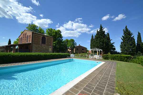 Holiday home in Montaione