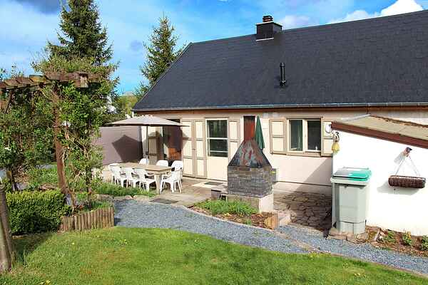 Holiday home in Tenneville
