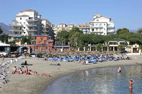 Lägenhet i Urbanización Villa Marina