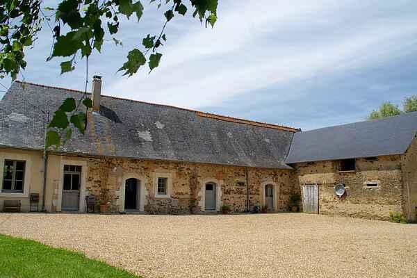 Ferienhaus in Beaumont-Pied-de-Bœuf