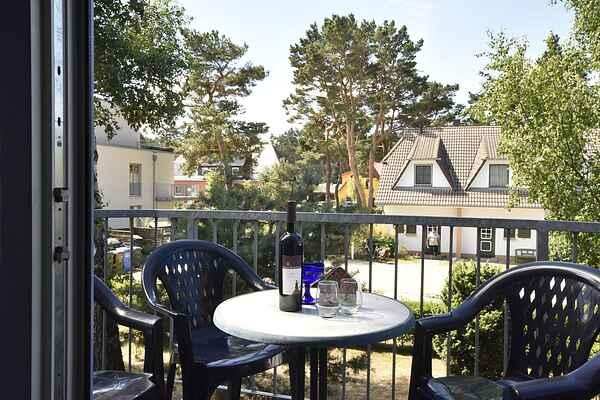 Apartment in Dierhagen Strand