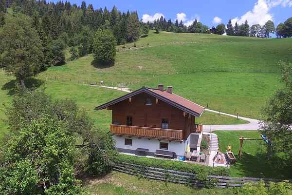 Sommerhus i Schwaighof