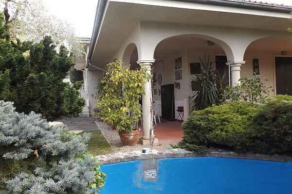 Villa i Garda