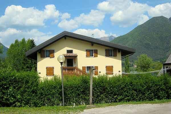 Ferienhaus in Pieve di Ledro