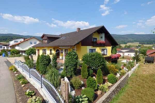 Ferienwohnung in Gleißenberg