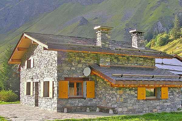 Sommerhus i Bozel