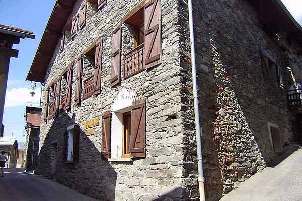 Cottage in Saint-Jean-de-Belleville