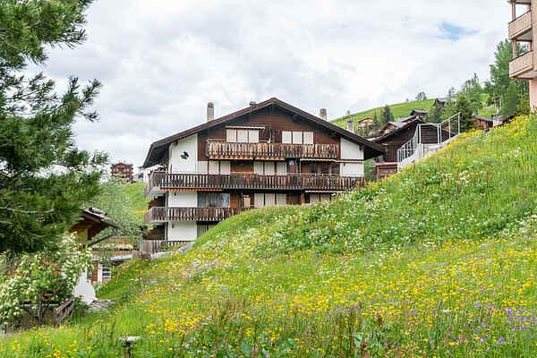 Vakantiehuis in Grächen