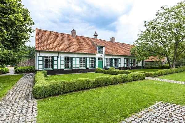 Farm house in Beernem